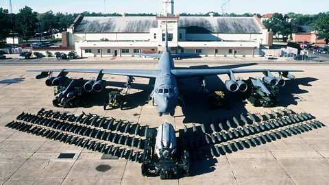Mỹ đã tiến hành nâng cấp khá nhiều cho loại vũ khí quân sự này
