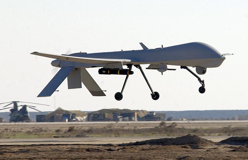 Vũ khí quân sự hiện đại của Mỹ máy bay không người lái MQ-1 Predator