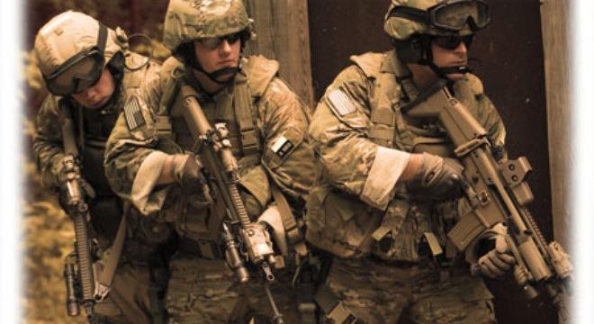 Vũ khí quân sự 'con cưng' của quân đội Mỹ FN SCAR đã được Phần Lan biên chế cho lực lượng đặc biệt