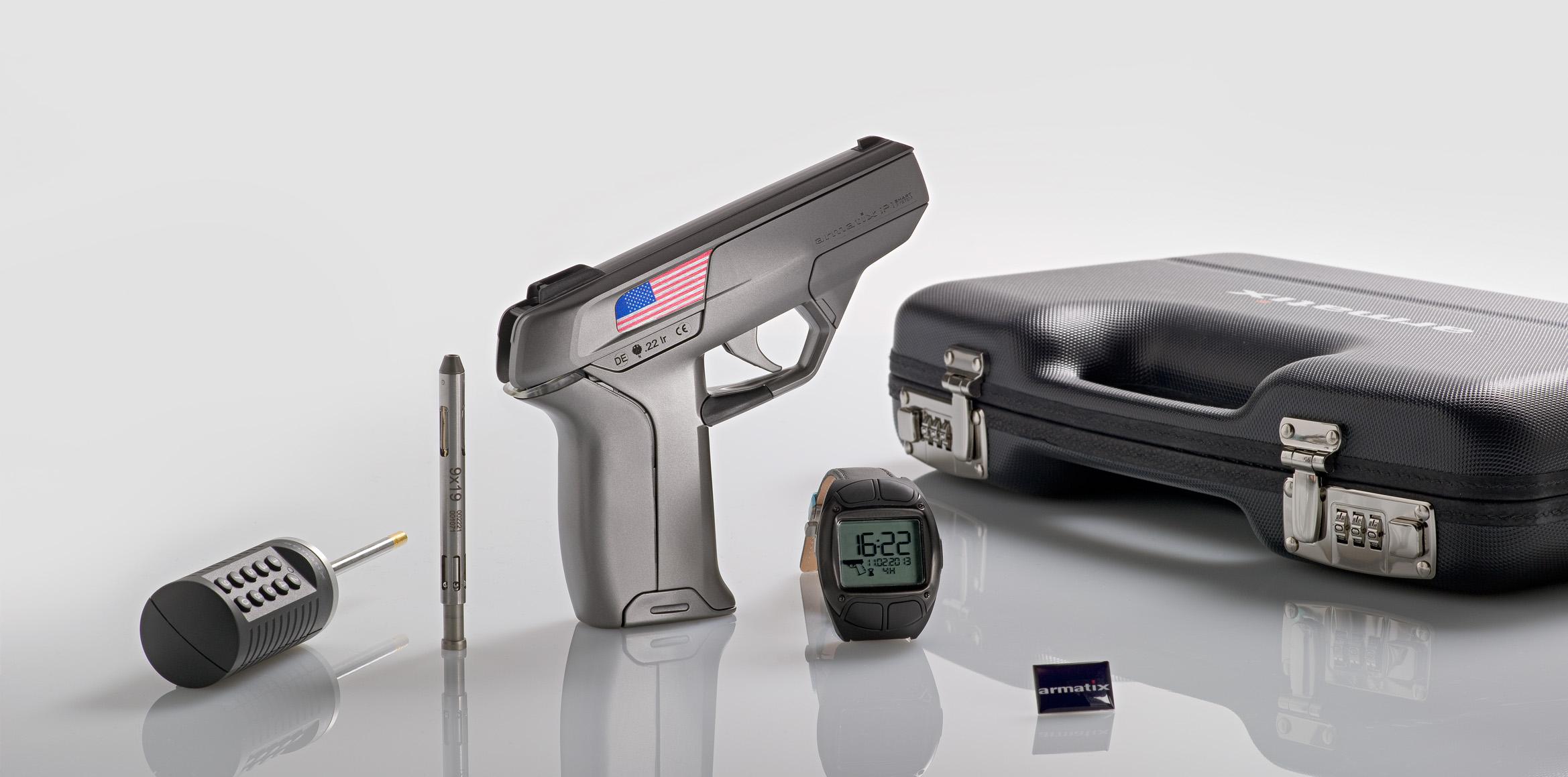 Bộ trang bị giúp tránh tình trạng vũ khí quân sự bị đánh cắp và sử dụng trái phép