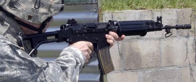 Súng trường FN FNC là 1 loại vũ khí quân sự vô cùng nổi tiếng