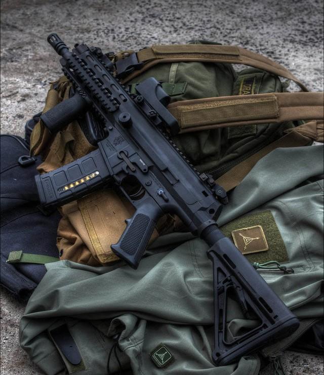 XCR rất có tiềm năng thay thế vị trí vũ khí quân sự thông dụng của M16, M4 trong quân đội Mỹ