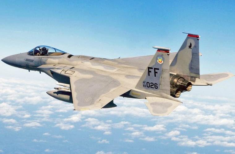 F-15 được mệnh danh là thứ vũ khí quân sự 'trăm trận bất bại' của Mỹ