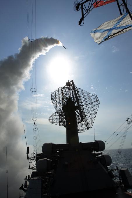Tên lửa hành trình P-800 Oniks là một trong những loại vũ khí quân sự uy lực của Nga