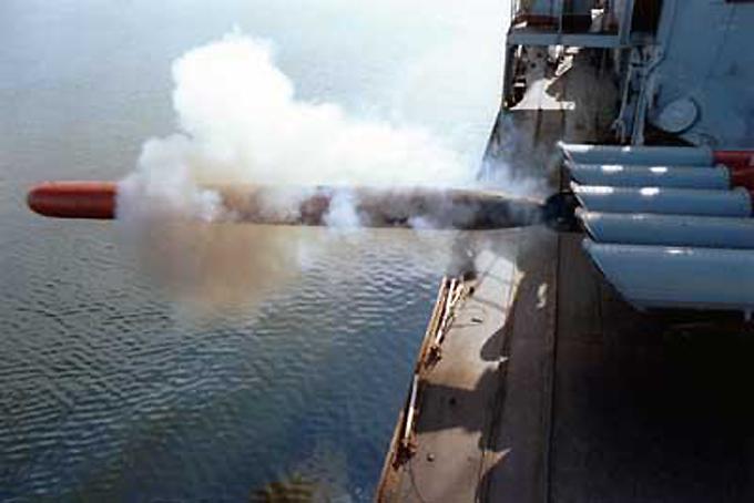 Ngư lôi 53-65 là một dạng vũ khí quân đội vô cùng lợi hại của hải quân Nga