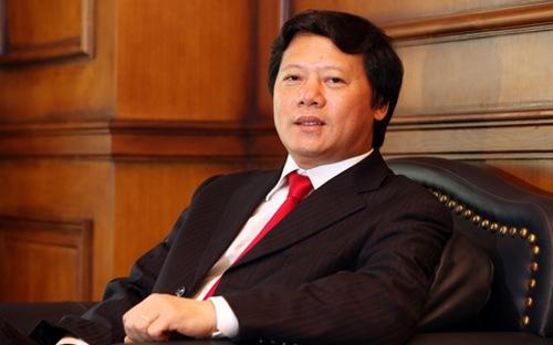 Chủ tich Bitexco  Vũ Quang Hội