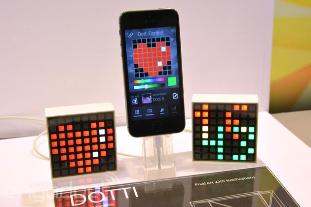 khối hộp hiển thị thông báo của smartphone