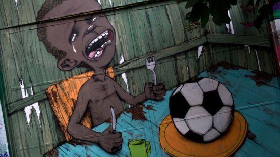 World Cup không hề tác động tiêu cực tới kinh tế Brazil 2