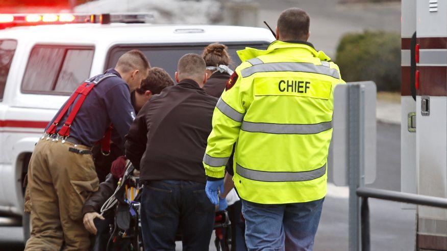 Nghi phạm đã xả súng giết chết 2 người đàn ông cùng 1 trẻ em rồi tự sát