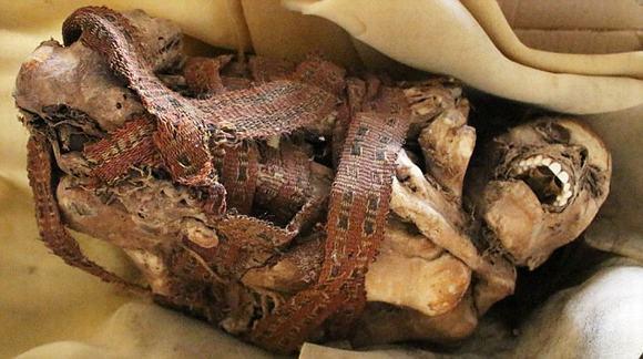 Xác ướp kỳ lạ được phát hiện sau hơn 900 năm