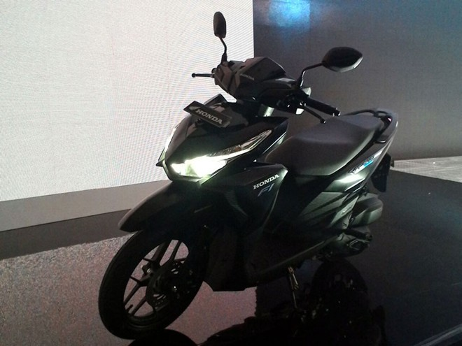 Chiếc xe Honda Vario 150 eSP 2015 đầu tiên có mặt tại Hà Nội
