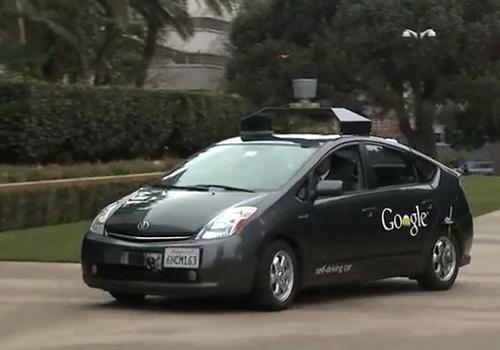 Xe hơi tự lái của Google sắp được xuống phố