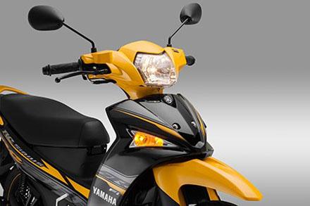 Xe máy giá dưới 20 triệu đồng nên mua - Yamaha Sirius trẻ trung và năng động
