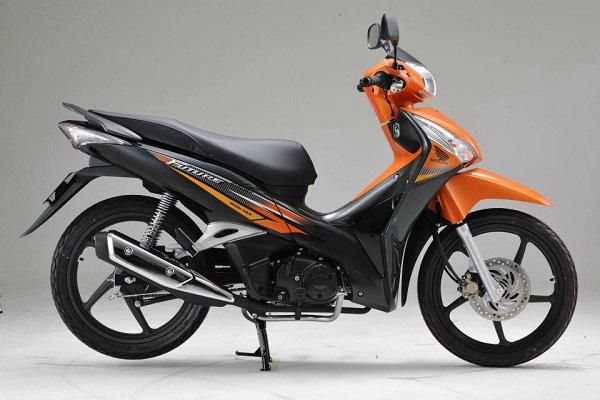 Mẫu xe máy Honda mới ra mắt gần đây nhất - Honda Future và sự trở lại đầy ấn tượng