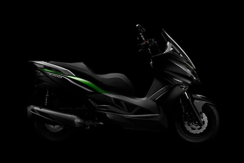 Điều nhiều người mong chờ là liệu hai mẫu xe máy Kawasaki mới có được phát triển dựa trên các mẫu scooter của Kymco hay không