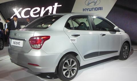 Xe ô tô giá rẻ Huyndai i10 là mẫu sedan mới hấp dẫn nhất trên thị trường