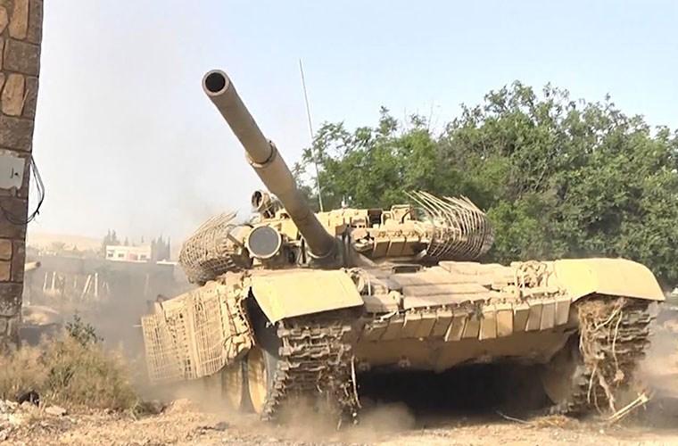 Xe tăng T-72 là dòng xe tăng hiện đại được sản xuất nhiều nhất trên thế giới