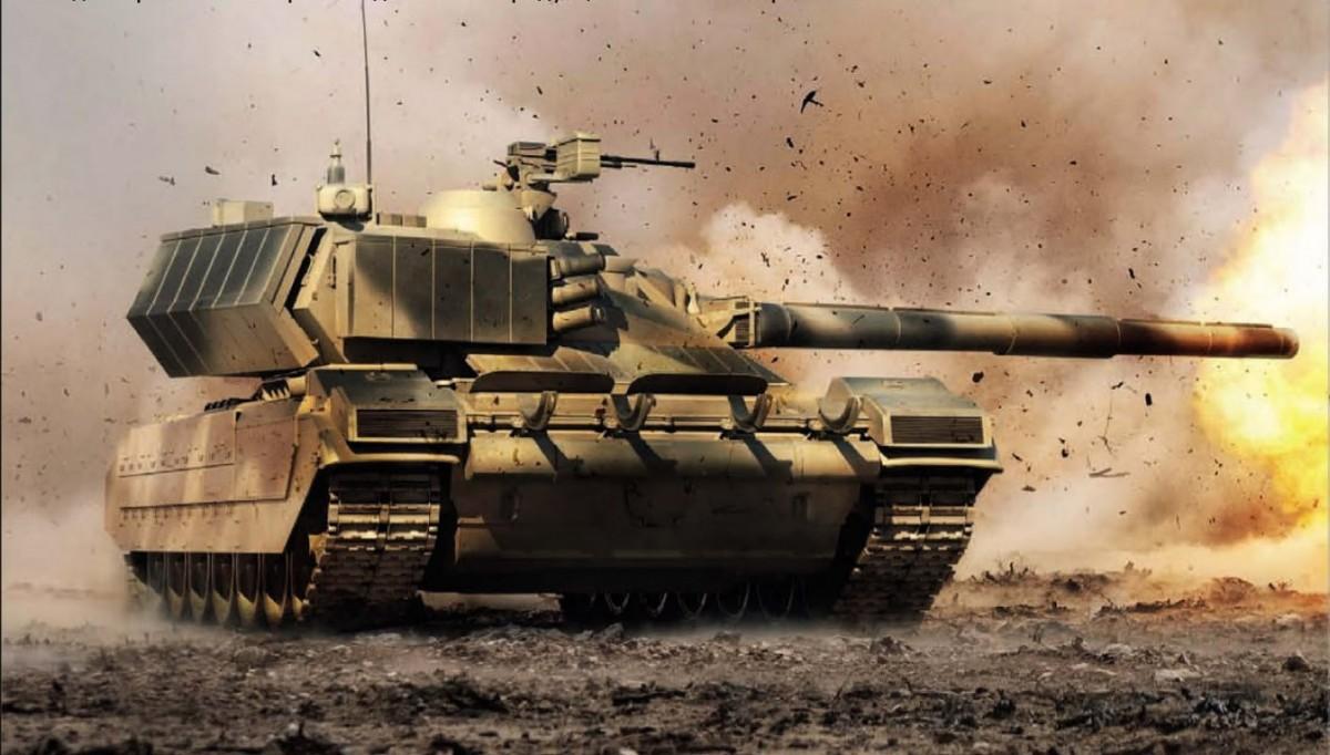 Xe tăng T-90 của Nga được mệnh danh là một trong những xe tăng hiện đại nhất thế giới hiện nay