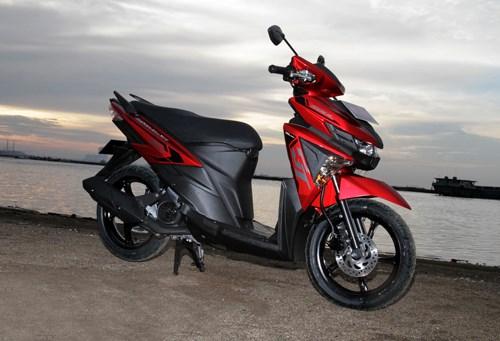 Điểm nổi bật trên mẫu xe máy Yamaha mới là động cơ được tích hợp công nghệ Blue Core hứa hẹn mang lại mức tiêu hao nhiên liệu ấn tượng hơn