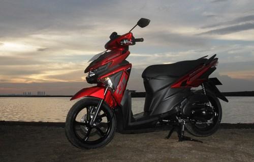 Mẫu xe máy Yamaha mới - Soul GT sẽ ra mắt tại Indonesia với mức giá siêu rẻ 15,1 triệu rupiah, tương đương 24 triệu đồng