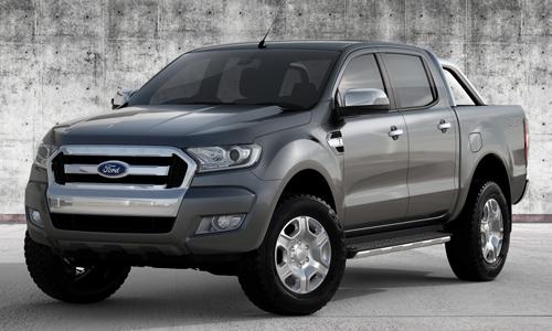 Thông số kỹ thuật của mẫu xe ô tô Ford Ranger mới hiện vẫn chưa được tiết lộ