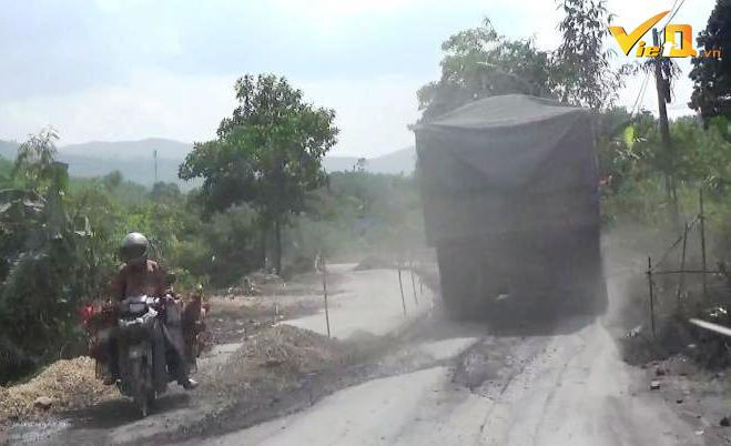 xe qúa tải ở thành phố Uông Bí