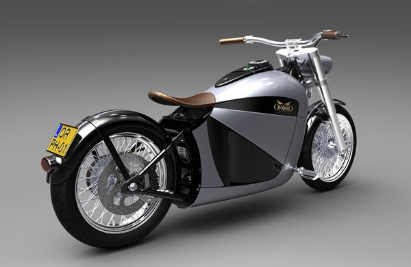 Xe điện Orphiro Electric Motorcycle