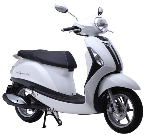 Nozza Grand là mẫu xe máy Yamaha mới chiến lược dành cho phái đẹp tại thị trường Việt Nam