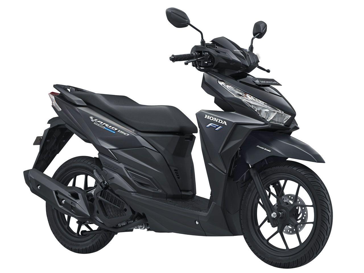 Mẫu xe máy Honda mới nhất - Vario 150 đã ra mắt thị trường Indonesia hồi tháng trước