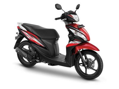 Mức giá của mẫu xe máy Honda mới - Spacy 2015 tại thị trường Indonesia là 13,650 Rupiah, tương đương khoảng 24,5 triệu đồng