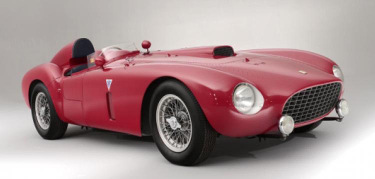 Nhắc đến những chiếc xe cổ đắt nhất từng được bán đấu giá, không thể bỏ lỡ V12 4.9 Litre Ferrari 375
