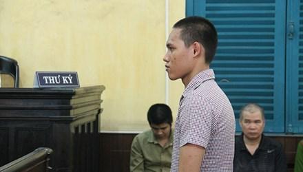 Bị cáo Nguyễn Văn Phương Vũ
