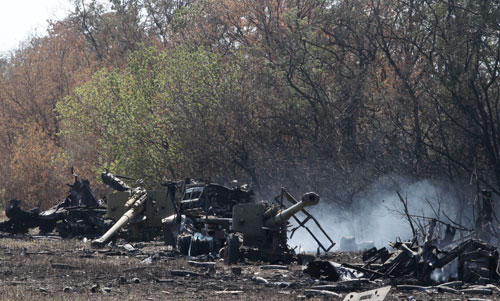 giao tranh tại Ukraine