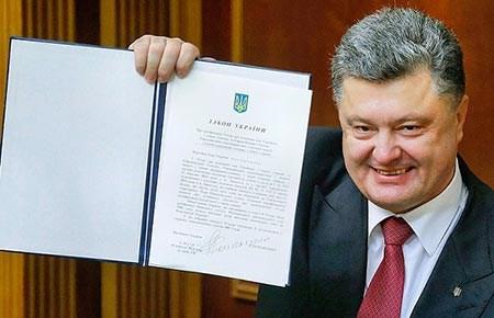 Tình hình Ukraine: Tổng thống Ukraine sẽ trình bày một kế hoạch lớn nhằm cải cách chính trị và kinh tế để Ukraine gia nhập EU
