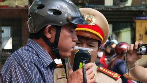 Hành vi lái xe khi say xỉn có thể bị xử tù
