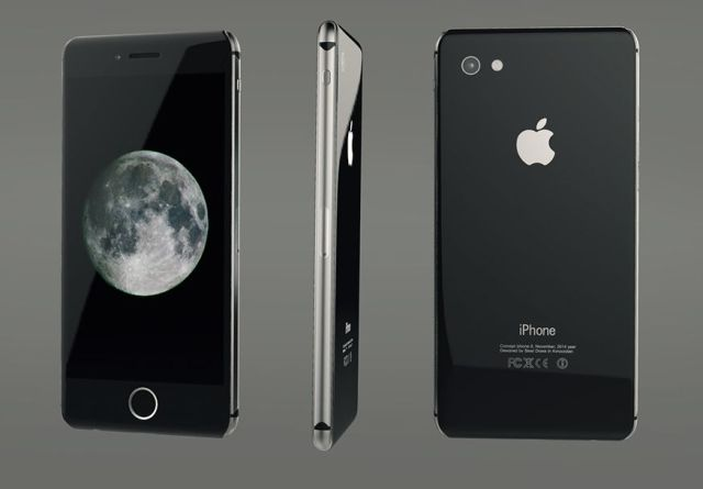Những tiết lộ mới nhất về iPhone8