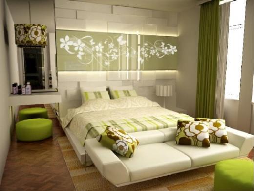 Cách bài trí phòng ngủ vừa hợp phong thủy lại ngăn nắp