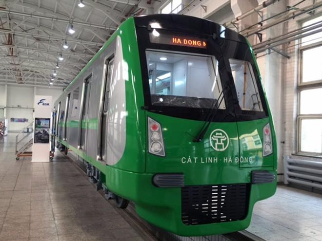 Tàu đường sắt Cát Linh - Hà Đông: Người dân thủ đô dự đoán giá vé