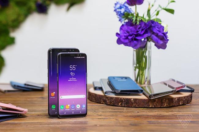 Samsung Galaxy S8 sẽ chính thức có mặt tại Việt Nam ngày 19/4?