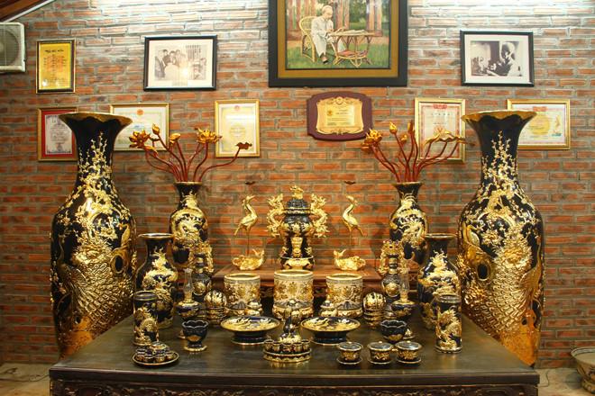 Gốm gia tộc Việt hỗ trợ khởi nghiệp Kinh doanh bảo toàn vốn
