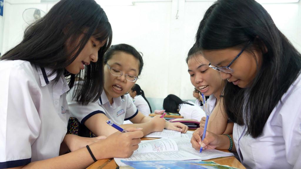 Hơn 866.000 thí sinh cả nước chính thức bước vào kì thi THPT quốc gia