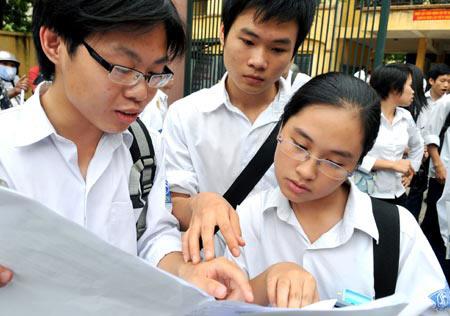 Chiều nay công bố đáp án chính thức kỳ thi THPT quốc gia