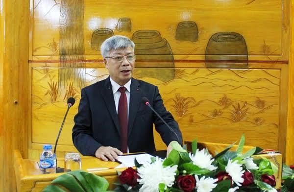 """Lễ mít tinh chào mừng """"Năm Đoàn kết Hữu nghị Việt Nam - Lào 2017"""""""