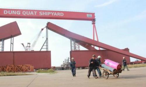 'Khai tử' hai dự án khủng: Đóng tàu Dung Quất và Ethanol Phú Thọ