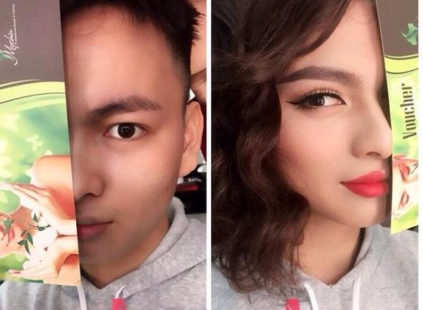 Gặp gỡ 9X điển trai từ bỏ nghề báo khởi nghiệp với make-up