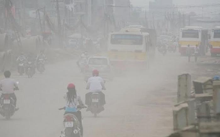 Hà Nội lọt vào nhóm các thành phố ô nhiễm không khí nhất thế giới