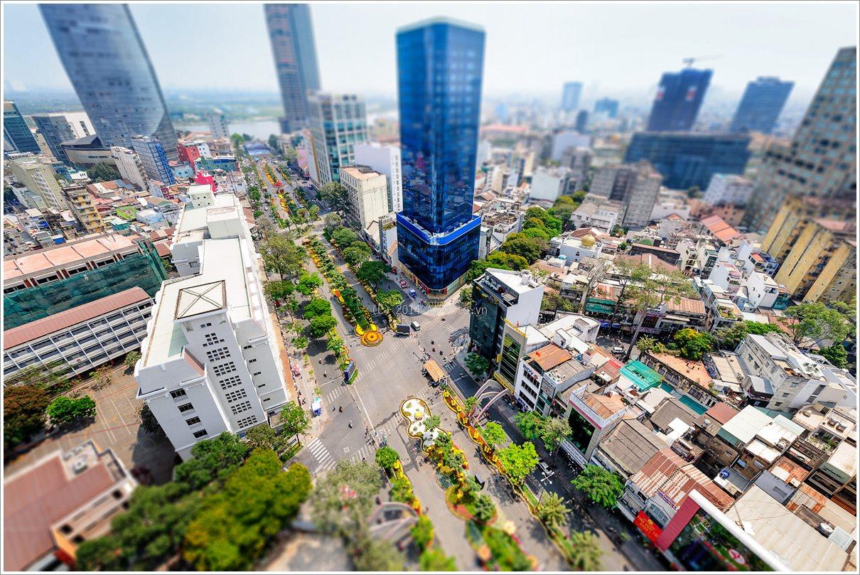 Chuyên gia nhận định về xu hướng của thị trường cho thuê văn phòng