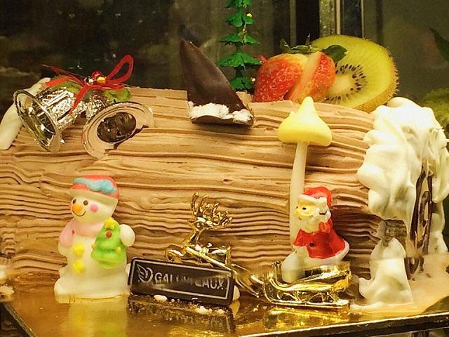 Nhiều cửa hàng bánh kem 'hốt bạc' nhờ Giáng sinh