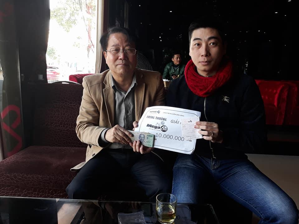 Xổ số Vietlott: Bất ngờ, một người Hàn Quốc trúng thưởng Vietlott tại Nam Định