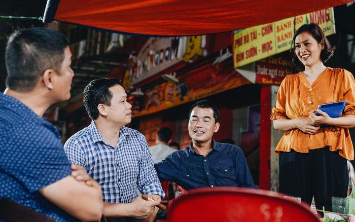 Diễn viên Hà Hương: Cũng giống như cô Nguyệt, tôi đến với kinh doanh như một cái duyên